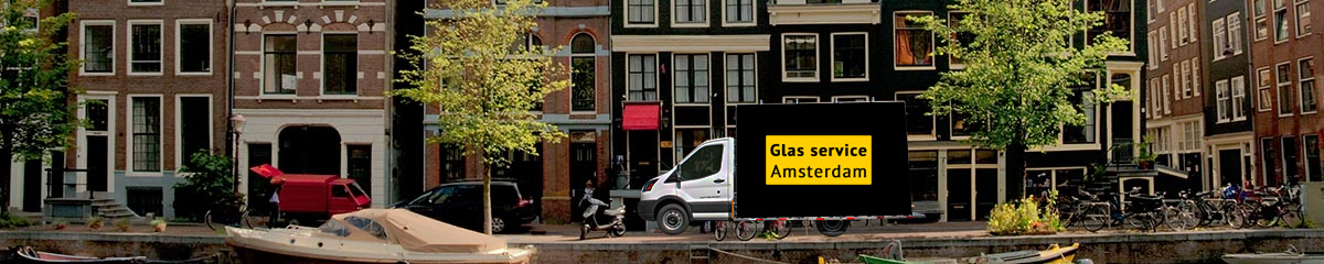 glaszetter Amsterdam over ons
